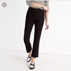 J. Crew Billie Pant (like new) size 2 Navy